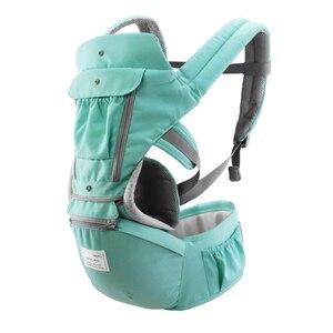 Ergonomic Baby Carrier Comfort