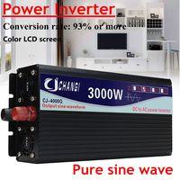 Nuevo https://ae01.alicdn.com/kf/H0b5ddd6fb06a4c3da742f8fc0e1035eaS/Inversor de potencia de onda sinusoidal pura de pantalla inteligente 12V 24V a 220V 3000W 4000W.jpg
