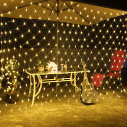 Zerouno oświetlenie Led String Strip wakacje boże narodzenie nowy rok oświetlenie ogrodowe oświetlenie dekoracyjne ue wtyczka amerykańska 110V 220V w Girlandy świetlne od Lampy i oświetlenie na