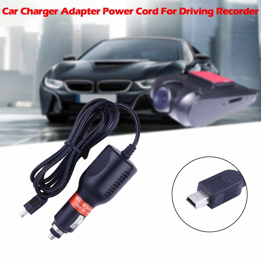 USB Car Charger Adapter Power Cord Voor Rijden Recorder GPS Speedy vidioregistrator griffier in-car camera 2019 NIEUWE