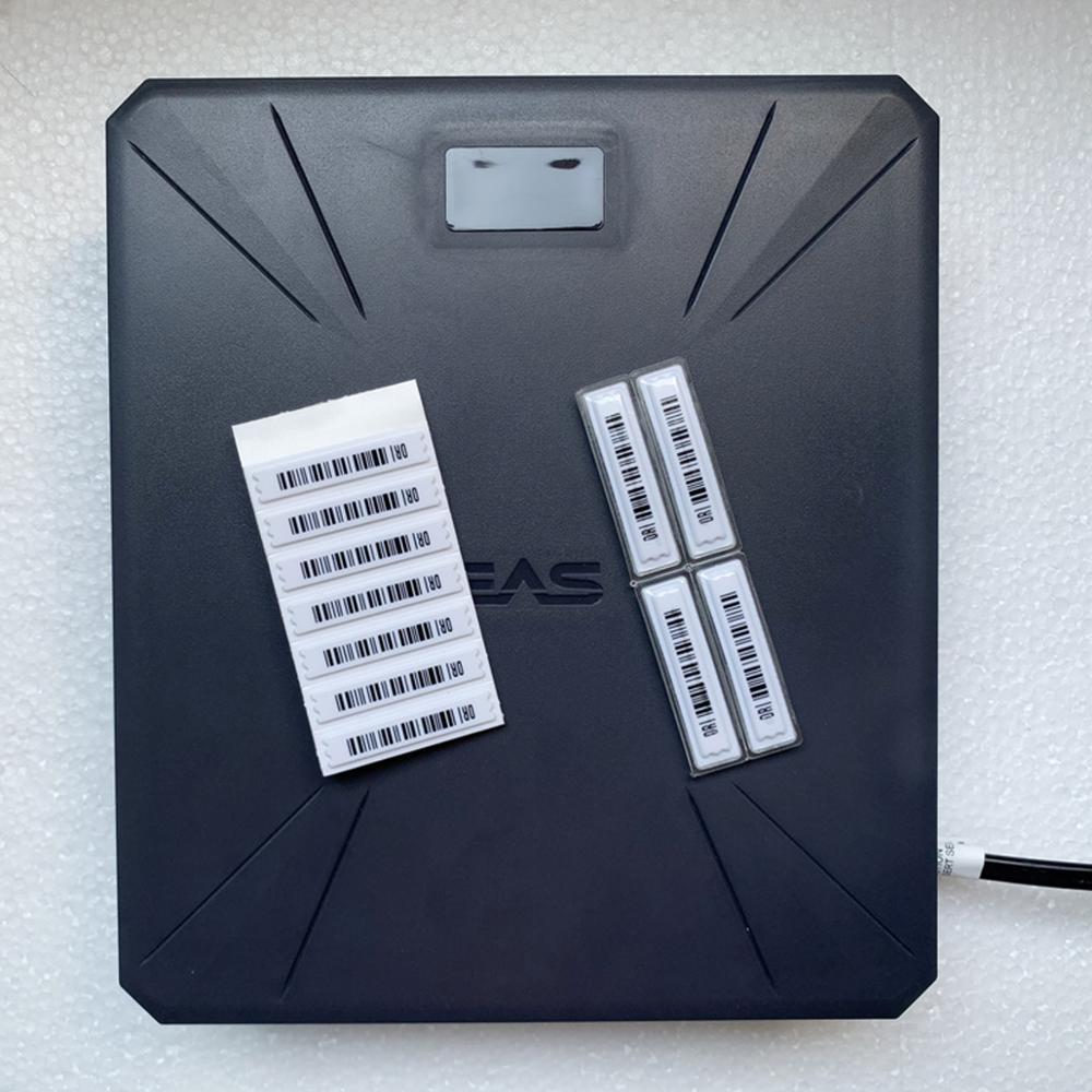 Label Deactivator For AM58Khz Eas Systems Supermarket Security Label Deactivator LCD Alarm Counter Function