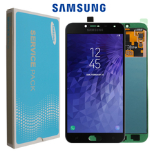 Originele Super Amoled Lcd Voor Samsung Galaxy J4 J400 J400F J400F/Ds J400G/Ds Lcd scherm Met Touch screen Assembly Vervanging