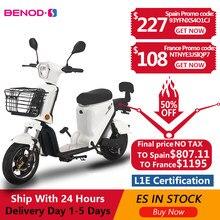 G1-motocicleta eléctrica para adulto, vehículo eléctrico con batería de litio