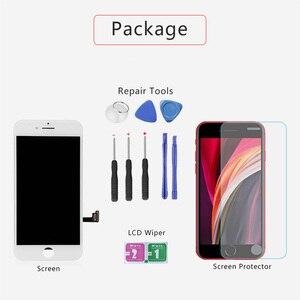 Image 5 - Tela de lcd para iphone 7 display para iphone 8 7 plus 8 mais tela lcd para iphone 8 display para iphone 7 substituição da tela