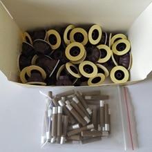 Конец прижигание пластырь 7X40 мм конус для мокса-терапии в коробке 50 таблеток с базовым минимальным Прижиганием дыма наклейки jin ai