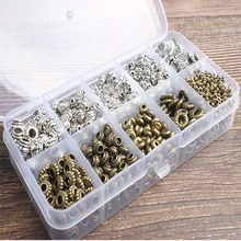 12 PCS Pieces Every bead gasket fashion  jewelry box DIY bracelet necklace and All kinds of accessories