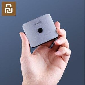 Image 5 - Xiaomi שני דרך הפצת HDMI Switcher תומך HD 4K עבור HDMI ממשק ציוד אלומיניום סגסוגת חומר