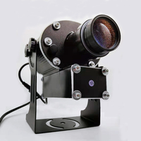 custom logo lights hd image 50W waterproof rotating led gobo Projector for outdoor use