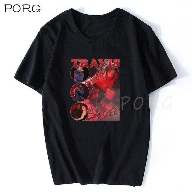 Travis Scott T-shirt 1