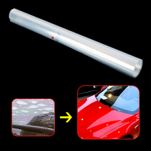 цена на 30cmx300cm Car Auto Clear Paint Protection Film Roll 3Layers Waterproof Anti-Scratches Sticker Roll PVC Paint Protection Surface