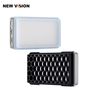 Image 1 - FalconEyes F7 RGB LED Light Diffuser with Honeycomb Grid
