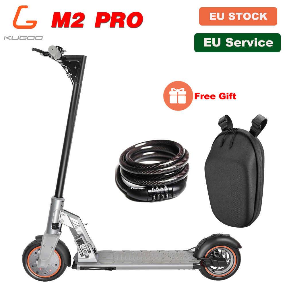 [Officiële Winkel] Kugoo M2 Pro Opvouwbare Elektrische Kick Scooter 8.5Inch Vacuüm Band 350W 30Km 25 km/h E Scooter Elektrische Voor Volwassenen