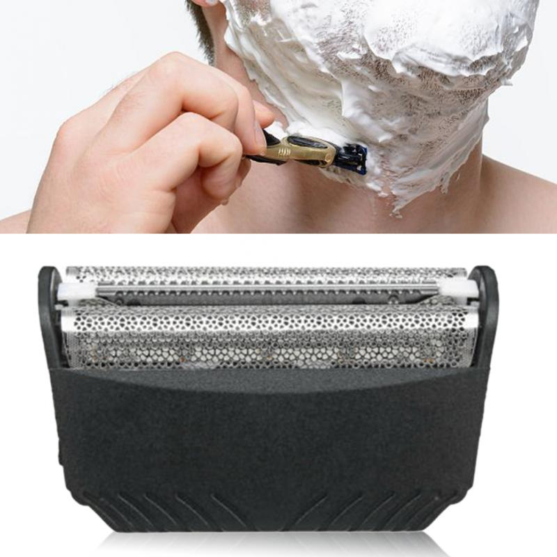 Razor Head Cutter Electric Beard Parts Easy Install Grille Shaver Foil Durable Replacement Mesh Net Shaving For Braun 30B 30S