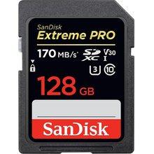 Cartão de memória do sd 64gb 128gb 32gb c10 u3 v30 UHS-I do cartão de memória de sandisk extremo pro sdhc/sdxc