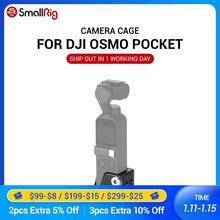 """SmallRig Osmo Gaiola para DJI Osmo Bolso Apresenta uma 3/8 """" 16 e nove 1/4"""" 20 rosca furos para a Fixação do Tripé Da Câmera CSD2321"""
