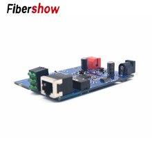Гигабитный медиаконвертер DIP LFP 1 одиночный оптоволоконный порт к 1 RJ45 с LFP DIP
