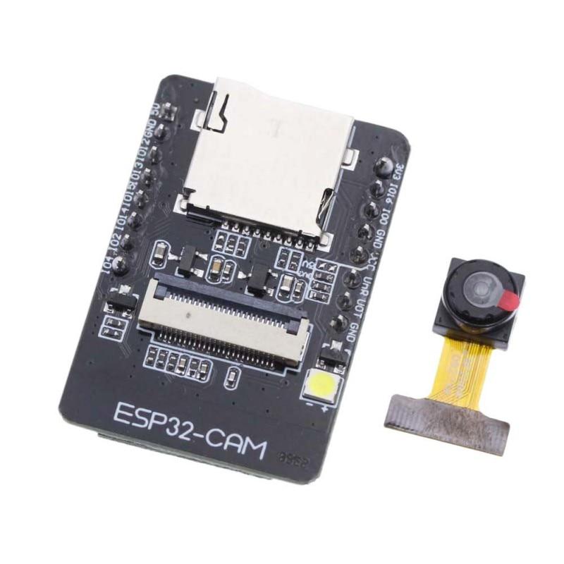 Support OV2640 OV7670 Camera And TF Card ESP32-CAM WiFi + Bluetooth + Development Board Wireless Module