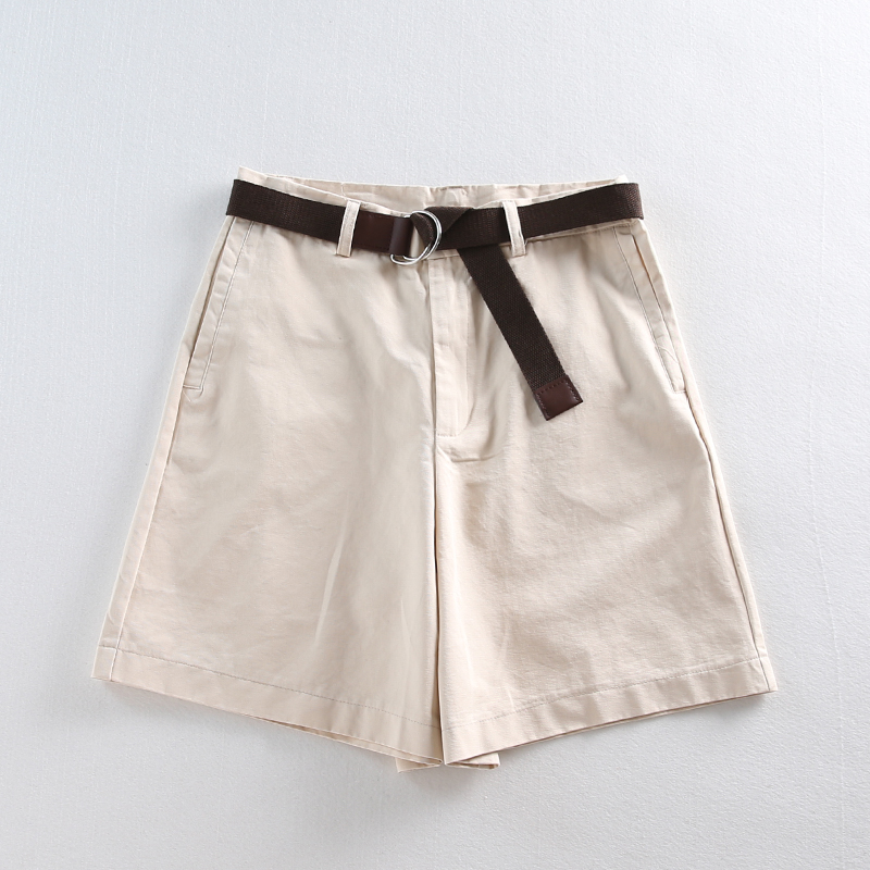 Jielur Thin Shorts Wide-Leg Feminino Female High-Waist Large-Size Summer Women Loose