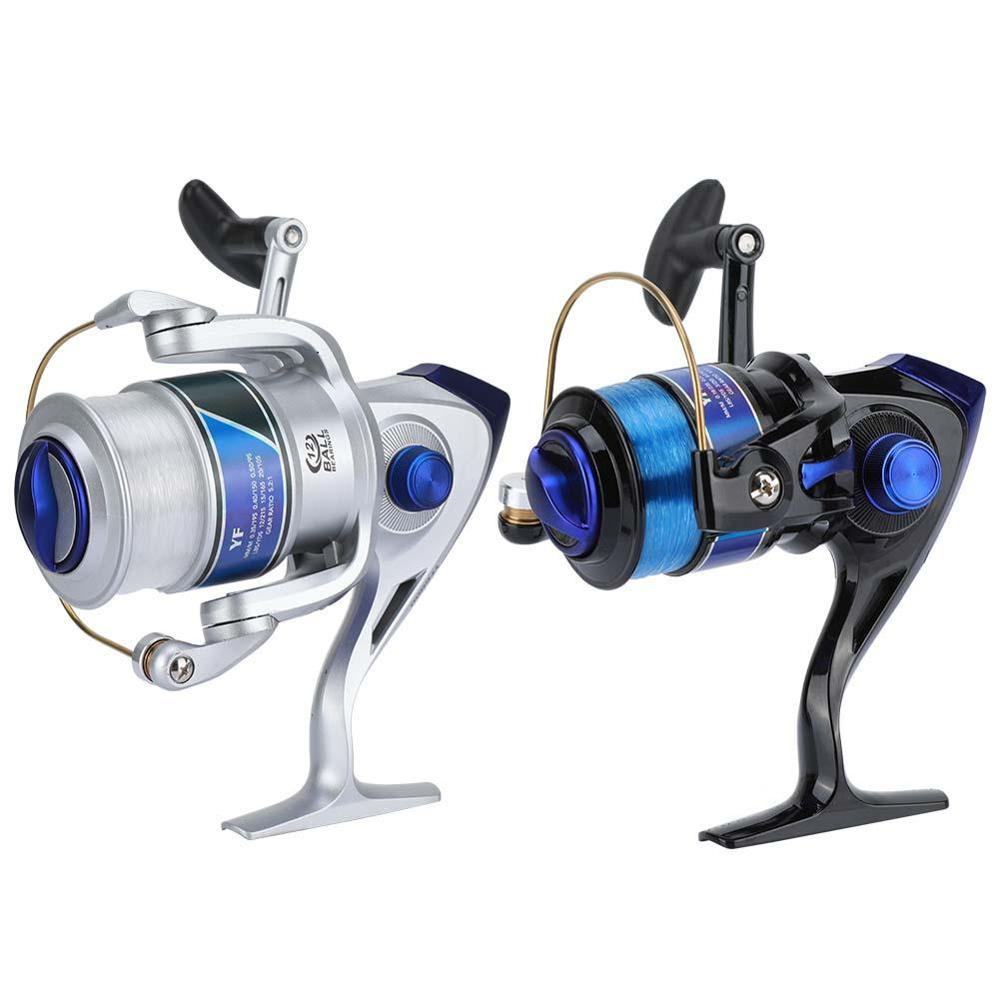 Fishing-Reel Spinning Lightweight Water-Sea with 12bb-Resh/salt YF1000-10000 title=