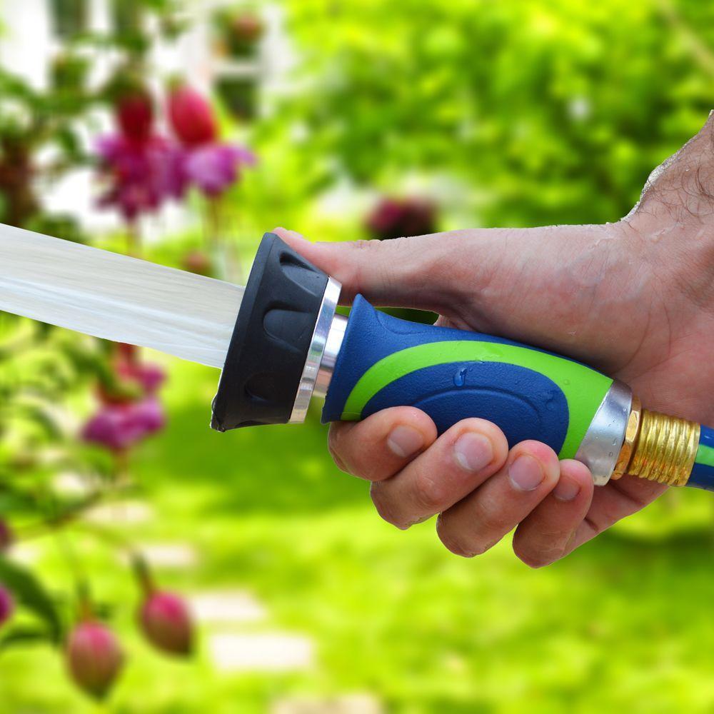 New Portable High-flow Household Car Wash Spray Gun Cross-border Explosions Garden Watering High-pressure Sprinkler