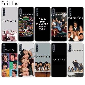 Перейти на Алиэкспресс и купить Erilles чехол для телефона Samsung M10 M20 M30 M40 A10 A20E A30 A40 A50 A60 A70 мягкий чехол A6 A7 A8 A9 + Plus Friends Season TV Coque