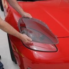 1 пара, головной светильник, крышка для объектива, сменный головной светильник, крышка для лампы, головной светильник, сменный объектив для водителя, пассажира для Corvette C6 2005-2