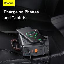 Портативный внешний аккумулятор для мобильных телефонов со светодиодный
