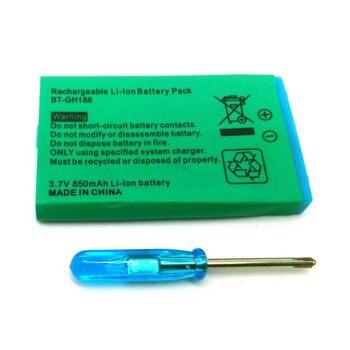 Batería recargable de iones de litio para Nintendo Game Boy Advance, 2...