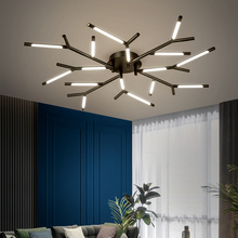 Ceiling-Lights Loft Plafonnier Lustre-De-Plafond Nordic Bedroom Living-Room Home Led