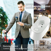 AVATTO  16A Brazil Standard Wifi Smart Plug with Power Monitor Smart Life APP Smart Socket Voice Works for Google Home Alexa discount