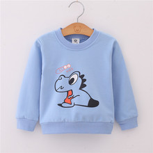 Lawadka T-shirt for a boy Cotton Cartoon Baby Boy T-Shirt Casual Baby Boy Clothes O-Neck Long-sleeve Top Autumn Clothing 2020