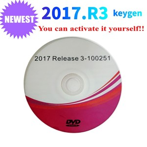 Image 2 - 2021 Best NEW VCI vd Bluetooth 2017.R3 with keygen for delphis diagnostic repair tool 3in1 obd2 Scanner Fast ship