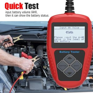 Image 5 - QUICKLYNKS BA101 Automotive 12V Vehicle Battery Tester BA101 Battery Tester