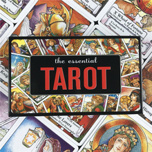 Tarot Cards Deck The Essential Tarot Card Board Game Divination Tarot Table Cards Playing Card Holiday Family Game