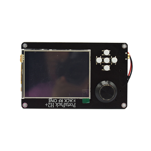 Image 3 - Lusya 3.2 Inch Touch LCD PORTAPACK H2 Console 0.5ppm TXCO With 2100MAh Battery For HackRF SDR Receiver Ham Radio C5 015