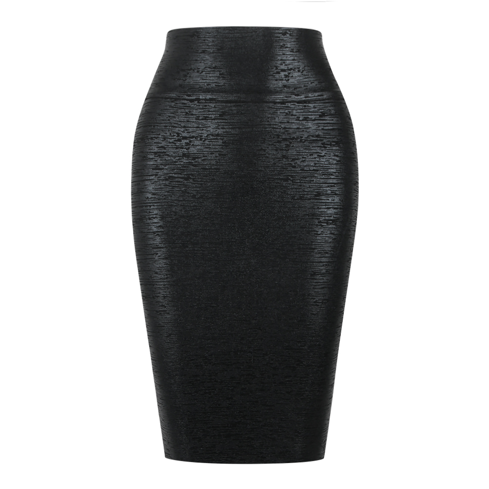 Bandage Skirts Fashion Sexy 2020 New Arrival Summer Skirts Black Bodycon Party Celebrity Club Skirts