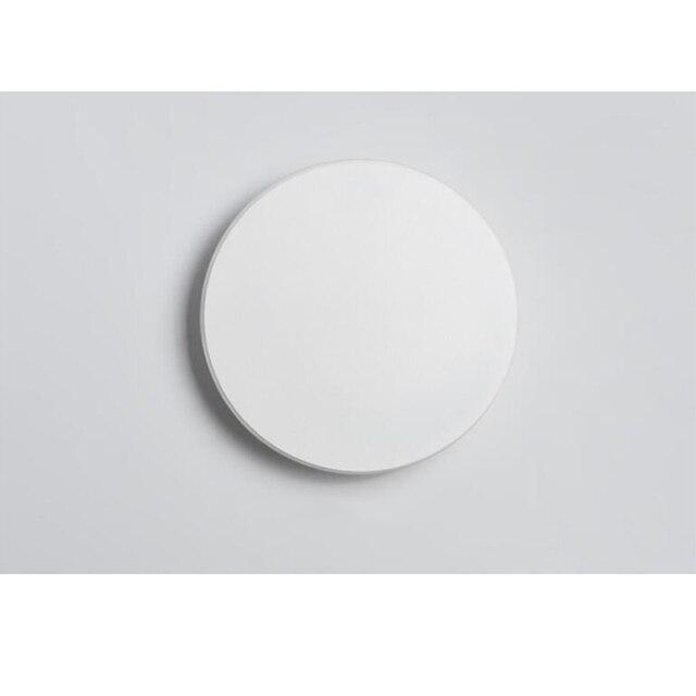 Фото 3 цвета регулируемый светодиодный настенный светильник с сенсорным