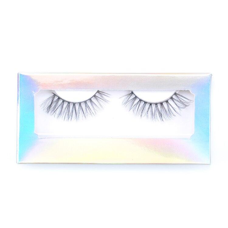 Maynice 3D Silk False Eyelashes Handmade 3D Lashes Full Strip Lashes Mink Eyelashes 100% Cruelty Makeup Soft Fake Eyelashes