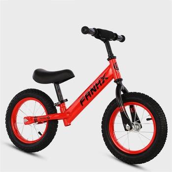 Patinete de equilibrio para niños, Bicicleta de acero de alto carbono, Sin...