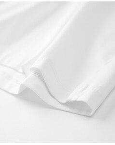 Image 5 - KUEGOU 2020 di Estate Della Stampa di Cotone Bianco Maglietta Degli Uomini della Maglietta di Marca T Shirt Manica Corta Tee Camicia di Modo Più I Vestiti di Formato top 1613
