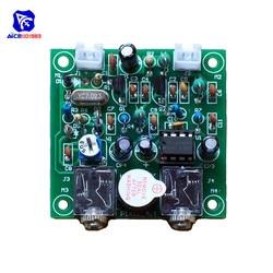 diymore QRP Pixie 4.1 DIY Kit 40M CW Ham Radio Shortwave Transmitter Receivers Module 7.023MHz-7.026MHz with Buzzer Transceiver