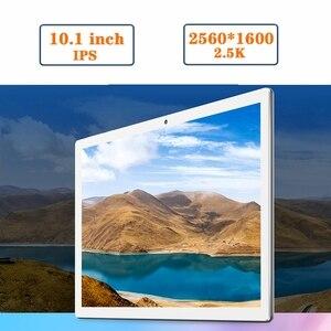 Image 5 - Teclast tablette PC de 10.1 pouces M30 Deca Core, avec téléphone, double 4G, écran 2560x1600, 2.5k, 4 go de RAM, 128 go de ROM, MT6797 X27, GPS, Android 8.0