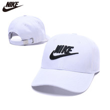 Nike Unisex Embroidery Beach Sports Golf Cap Diverse Baseball Travel Hat UV Protection Caps Men And Women(China)