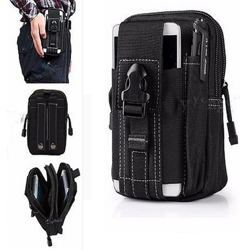 Tactical Waist Pack Pouch Military Camping Hiking Outdoor Bag Belt Bags Waist Packs