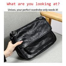 Модная Универсальная женская сумка новинка 2021 кожаная мессенджер