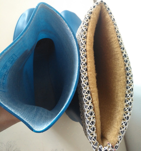 Image 4 - E TOY WORD ผู้หญิงรองเท้าบู๊ตยางรองเท้ากลางหลอดฝนรองเท้าผู้หญิงลื่นกันน้ำรองเท้ากลางแจ้งรองเท้าผู้หญิงฤดูหนาว