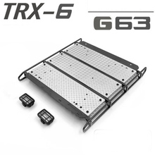 Porte bagages en métal TRAXXASPARTS TRX 6 63 rc