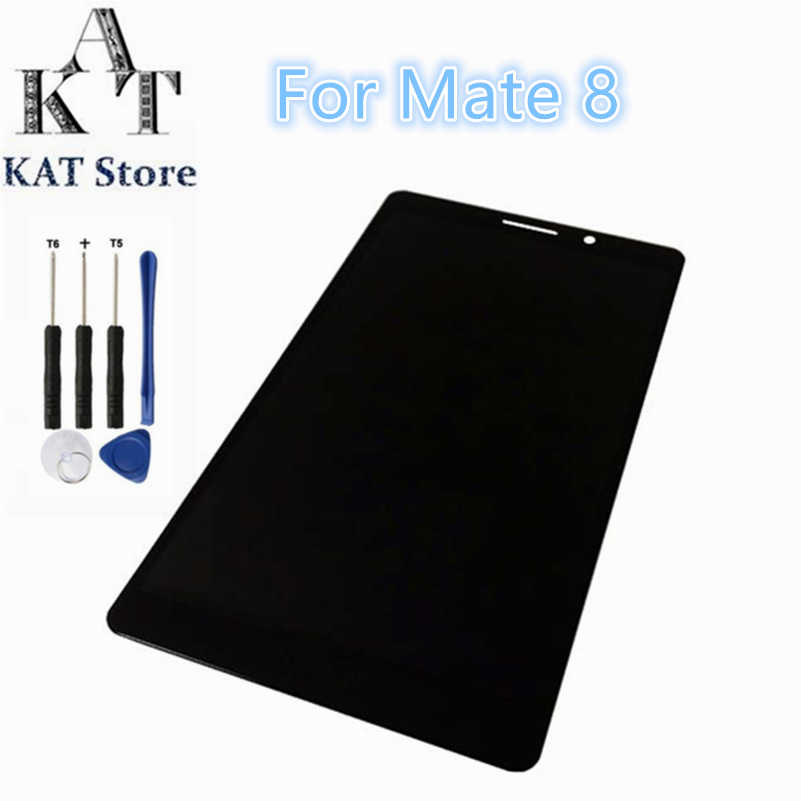 Kat lcd substituição da tela para companheiro 8 display lcd tela de toque garantia de qualidade