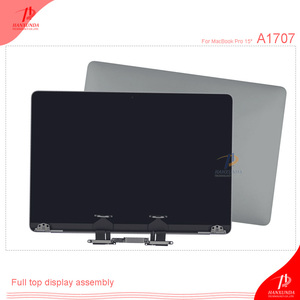 A1707 LCD HANXUNDA New Original Lcd Display Screen Assembly for Macbook Pro Retina 15.4'' Genuine Dispaly Assembly(Hong Kong,China)