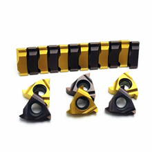 цена на Tungsten Carbide MMT 16ER AG60 VP15TF / UE6020 / US735 Carbide Blade Thread Cutting Machine Lathe Tool Milling Cutter CNC Tool